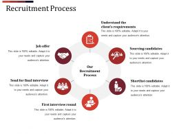 Recruitment Process Ppt Example File
