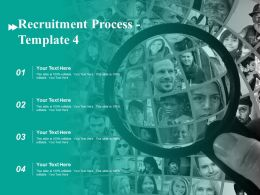 Recruitment Process Ppt Gallery Graphic Tips