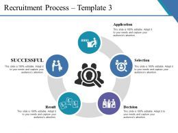 Recruitment Process Ppt Slides