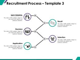 Recruitment Process Ppt Summary Graphics Pictures
