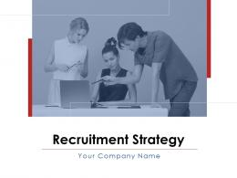 Recruitment Strategy Powerpoint Presentation Slides