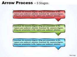 Rectangle Arrow business 3 Steps 42