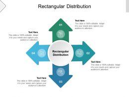 Rectangular Distribution Ppt Powerpoint Presentation Infographic Template Design Templates Cpb