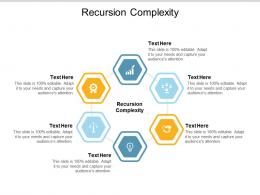 Recursion Complexity Ppt Powerpoint Presentation Layouts Vector Cpb