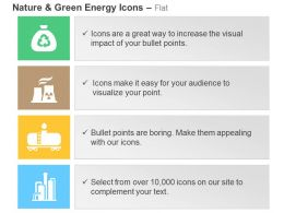 Recycle Energy Nuclear Power Plant Fuel Tank Power Plant Ppt Icons Graphics