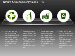 Recycle Sign No Littering Recycling Plant Recycle Bin Ppt Icons Graphics