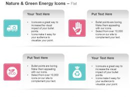 Recycle Van Nature Protection Eco Friendly Enrgy Production Ppt Icons Graphics