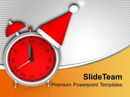 red_alarm_clock_time_to_celebrate_powerpoint_templates_ppt_backgrounds_for_slides_0113_Slide01