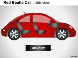 red_beetle_car_side_view_powerpoint_presentation_slides_Slide02
