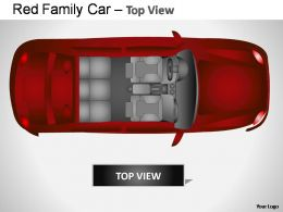 red_family_car_top_view_powerpoint_presentation_slides_Slide02