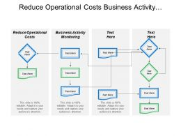 Reduce Operational Costs Business Activity Monitoring Customization Implementation