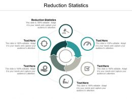 Reduction Statistics Ppt Powerpoint Presentation Outline Diagrams Cpb