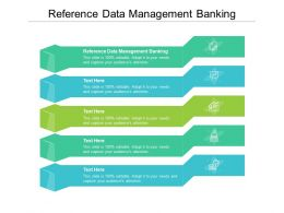 Reference Data Management Banking Ppt Powerpoint Presentation Show Shapes Cpb
