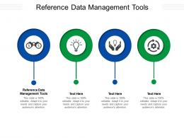 Reference Data Management Tools Ppt Powerpoint Presentation Deck Cpb
