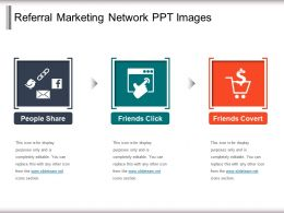 Referral Marketing Network Ppt Images