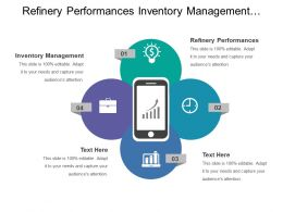 Refinery Performances Inventory Management Deliver Product Time Opening Meeting