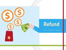 Refund Business Government Information Customers Individual