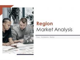 Region Market Analysis Powerpoint Presentation Slides