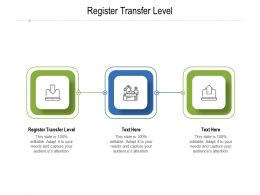Register Transfer Level Ppt Powerpoint Presentation Professional Introduction Cpb