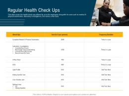 Regular Health Check Ups Lipid Profile Ppt Powerpoint Presentation Outline Inspiration