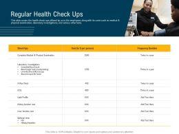 Regular Health Check Ups Lipid Profile Ppt Powerpoint Presentation Outline Inspiration