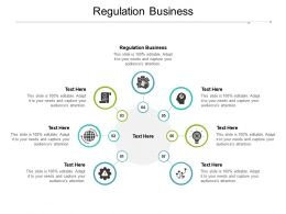 Regulation Business Ppt Powerpoint Presentation Gallery Cpb