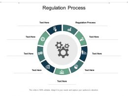 Regulation Process Ppt Powerpoint Presentation Outline Graphics Template Cpb