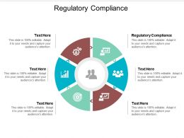 Regulatory Compliance Ppt Powerpoint Presentation Slides Design Templates Cpb