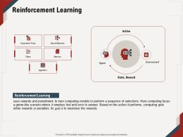 Reinforcement Learning Based Sequence Ppt Powerpoint Presentation Gallery Example Introduction