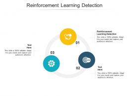 Reinforcement Learning Detection Ppt Powerpoint Presentation File Graphics Pictures Cpb