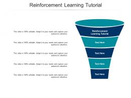 Reinforcement Learning Tutorial Ppt Powerpoint Presentation Inspiration Backgrounds Cpb