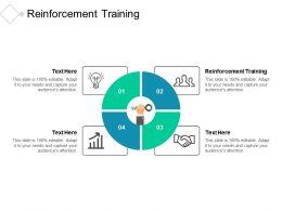 Reinforcement Training Ppt Powerpoint Presentation Ideas Background Designs Cpb