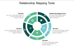 Relationship Mapping Tools Ppt Powerpoint Presentation Ideas Graphics Pictures Cpb