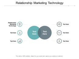 Relationship Marketing Technology Ppt Powerpoint Presentation Styles Example  Cpb