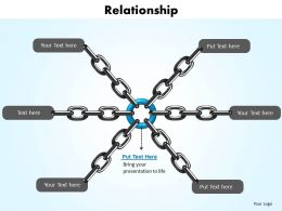 relationship powerpoint slides presentation diagrams templates 3