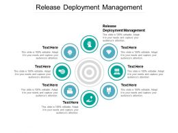 Release Deployment Management Ppt Powerpoint Presentation Layouts Designs Download Cpb