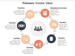 Releases Invoice Value Ppt Powerpoint Presentation Icon Inspiration Cpb