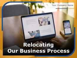Relocating Our Business Process Powerpoint Presentation Slides