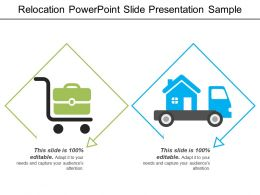 Relocation Powerpoint Slide Presentation Sample