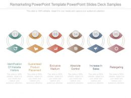 Remarketing Powerpoint Template Powerpoint Slides Deck Samples