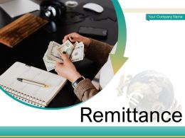 Remittance Currency Banking Businessman Transfer Application Individual Making