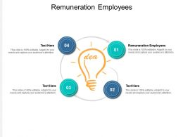 Remuneration Employees Ppt Powerpoint Presentation Outline Guidelines Cpb