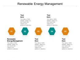 Renewable Energy Management Ppt Powerpoint Presentation Layouts Smartart Cpb