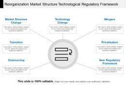 Reorganization Market Structure Technological Regulatory Framework