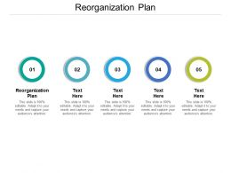 Reorganization Plan Ppt Powerpoint Presentation Slides Backgrounds Cpb