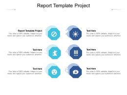 Report Template Project Ppt Powerpoint Presentation File Infographic Template Cpb