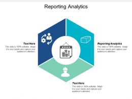 Reporting Analytics Ppt Powerpoint Presentation Gallery Grid Cpb