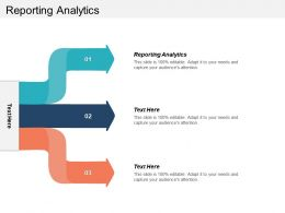 Reporting Analytics Ppt Powerpoint Presentation Gallery Show Cpb