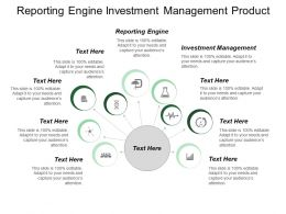 Reporting Engine Investment Management Product Performance Client Servicing