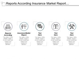 Reports According Insurance Market Report Financial Services Marketing Cpb